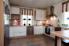 Pikku Pietari - keittiö | Asuntomessut