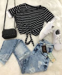 Básico e lindinho 💕#modafeminina #moda🎀 #modachic #modaparameninas #garotadegrife #stylefashion #styleblogger #style #styleinspo #crooped…