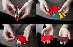 E8 Minimalist Wallet