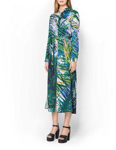 Isla print dress