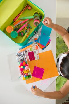be curious activity: write letters to friends and your community... - Oh Joy!