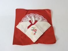 Vintage handkerchiefs cotton hanky hankies hankerchiefs lace embroidered set 2 wedding shower gift something old Vintage Handkerchiefs, Little Flowers, Something Old, Embroidered Flowers, Small Gifts, My Etsy Shop, Wedding Day, Lace, Cotton