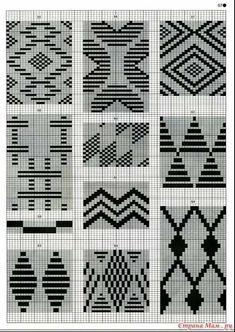 Crochet Chart, Filet Crochet, Crochet Stitches, Knit Crochet, Tapestry Crochet Patterns, Weaving Patterns, Diy Crafts Knitting, Crochet Projects, Cross Stitch Pattern Maker