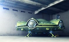 Area 51.UFO is in a hangar - Area 51.UFO is in a hangar