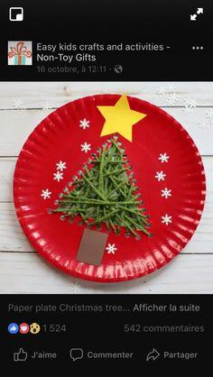 Nikolaus Felt Crafts Kids, Holiday Crafts For Kids, Preschool Christmas, Easy Crafts For Kids, Christmas Projects, Easy Christmas Ornaments, Christmas Rock, Simple Christmas, Christmas Holidays