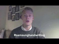 Samsung Handwriting - Danmark