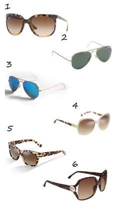 Designer Sunglasses Sale through June 15th!