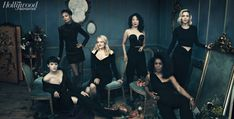 "In @THR's annual Drama Actress Roundtable discussion @ImAngelaBassett, Claire Foy, @mgyllenhaal, Elisabeth Moss, @thandienewton and @IamSandraOh talk the politics of sex scenes and the parts that have warranted an easy and immediate ""no"" thr.cm/mh8oSh"