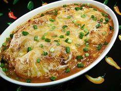 """Southwestern Chicken and Rice Casserole"""