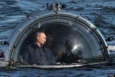 Putin is everywhere.