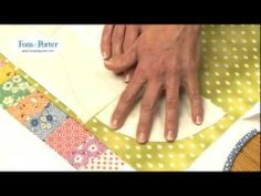 ~ Sew Easy Lesson: How to make Scalloped Edges in Quilts