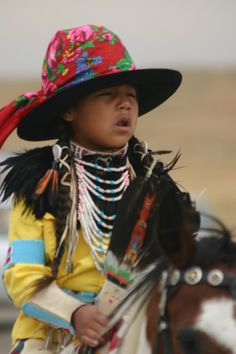 Native Child............this little guy is the cutest!