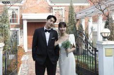 Simple Wedding Decorations, Simple Weddings, Nam Joohyuk, Business Thank You Cards, Starred Up, Joo Hyuk, Jungkook Cute, Tv Couples, Movies
