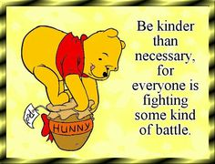 ...and you may never know just how much  your kindness meant to them... (or yours to me)!