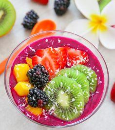 Island Pitaya Bowl Health Choice In Food Pinterest Jamba