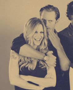 Pam and Eric - (Alexander and Kristin) True Blood