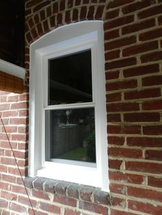 Window installation in Towson, MD. #getclearview