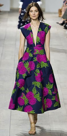 Runway Looks We Love: New York Fashion Week - Spring/Summer 2015 - Michael Kors #InStyle