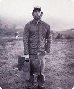 Patagonia Surf Ambassador- Keith Malloy