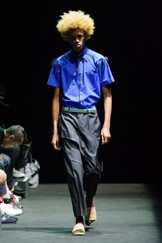 FACETASM Spring Summer 2016 Primavera Verano #Menswear #Trends #Tendencias #Moda Hombre - Milan Fashion Week - D.P.