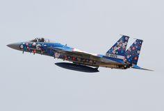 305th TFS JASDF 60th Anniversary Special Scheme