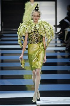Paris Haute Couture: Armani Privé spring/summer 2012 - Fashion Galleries - Telegraph