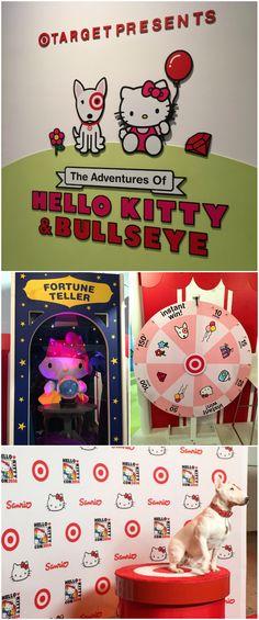 Hello Kitty Con Takes Los Angeles! #HelloKittyCon #HelloKitty40th — The Queen of Swag!