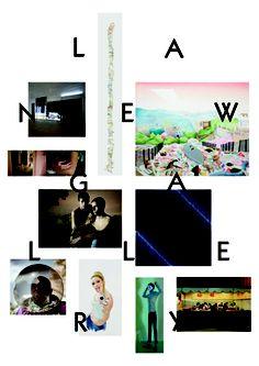 Colectiva de presentación  Organiza y/o se celebra:  -laNEW gallery