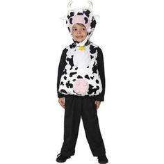 Cow Costume- Animal Costumes