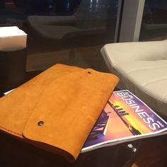 100% Handmade  Leather & Wool Felt