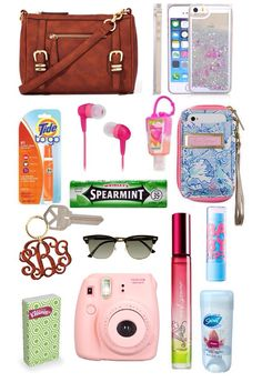 ♡♡♡what's in my purse♡♡♡