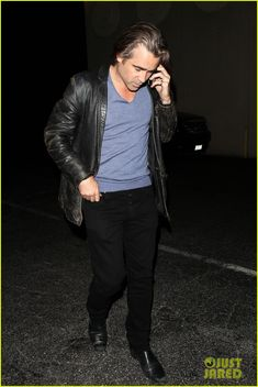 Colin Farrell Shaves Off 'True Detective' Mustache For Dinner With Rachel McAdams