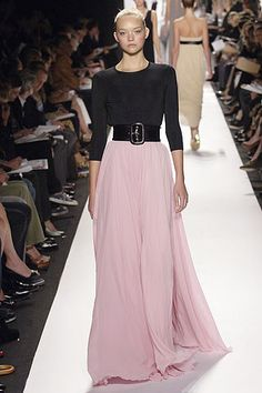 Michael Kors Collection Spring 2007 Ready-to-Wear Fashion Show - Caroline Trentini, Mike Guenther