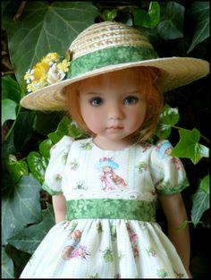 Emma Rose,ma petite dernière - la vie rêvée de Clara et Cie,poupées Cheries