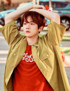 "baekhyuntella: """"Baekhyun ― PRESENT ; Baekhyun Wallpaper, Exo Members, Kyungsoo, Good Times, Jimin, Husband, Photoshoot, In This Moment, Kpop"