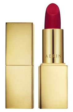 Instead the traditional wine lipstick (that makes your lips look ten years older) for Christmas, go one shade brighter (that makes your lips look younger), but still keep the Christmas look!