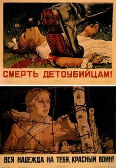 Revolutionary Posters of the Soviet Union3