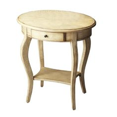 Darby Home Co Heisler Oval End Table