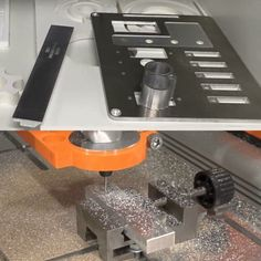 Can #STEPCRAFT mill metal? YES! STEPCRAFT machines are perfect for milling non-ferrous metals like Aluminum with precision that meets or exceeds any other comparable machine costing 2-4 times as much! #milling Why outsource #prototypes when you can make it in your #workshop?! www.stepcraft.us Call Today! 203-556-1856 info@stepcraft.us Think it. Make it. Stepcraft. #ThinkItMakeIt