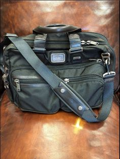 7da137fb0c58 Tumi Alpha Bravo Patterson Briefcase  fashion  clothing  shoes  accessories   mensaccessories