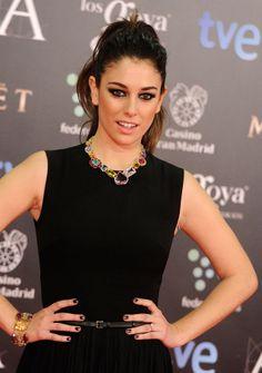 eyes & hair (Blanca Suárez - Goya's Gala 2014)