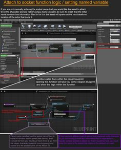 31 Best UE4 Blueprint Screengrabs images in 2018   Unreal engine