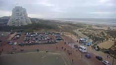 Webcam Küste von Noordwijk - Niederlande Live Cam
