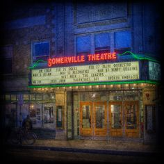 The Somerville Theater