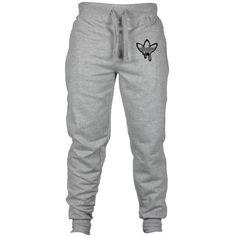 6de658bc5c 2018 Fall Men's Black doodle Print Trousers Jogger Men's Pants Casual –  liligla