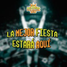 Post Facebook: La Mejor Fiesta Estará Aquí :: XXII CONEA PUCALLPA 2014