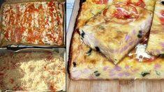 Așa se face Pizza fără blat - Ori de câte ori o fac, nu rămâne nimic în tavă Tapas, Lasagna, My Recipes, Quiche, Pasta, French Toast, Bacon, Yummy Food, Ketchup