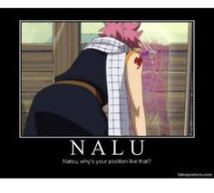 I gonna die! This is Nalu moments here people! Fairy Tail Funny, Fairy Tail Girls, Fairy Tail Love, Fairy Tail Couples, Fairy Tail Ships, Fairy Tail Natsu And Lucy, Fairy Tail Nalu, Nalu Moments, Fariy Tail