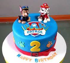 Resultado de imagem para bolo da patrulha canina