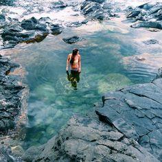 tidepool loving #ELLEMERswimwear Sport. Swimwear. Hawaii.